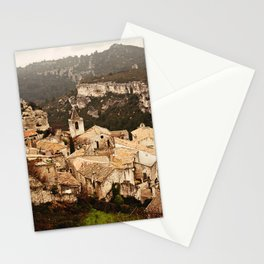 Les Baux de Provence Stationery Cards