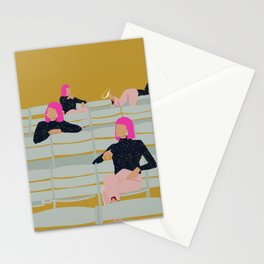 Time lapse  Stationery Cards
