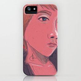 365 Days of Sketches iPhone Case