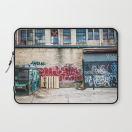 Around Back Laptop Sleeve