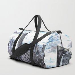 Manhattan Art Duffle Bag
