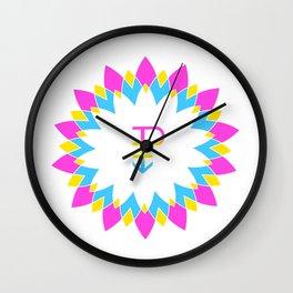 Pan and Proud Wall Clock