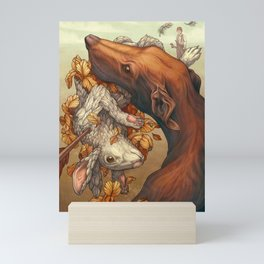 Lepus Mini Art Print