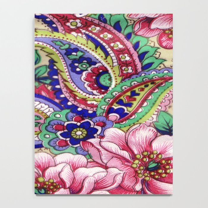 Floral Deco Notebook