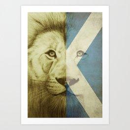"""Caledonia"" Art Print"
