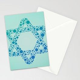 Star of David Stationery Cards