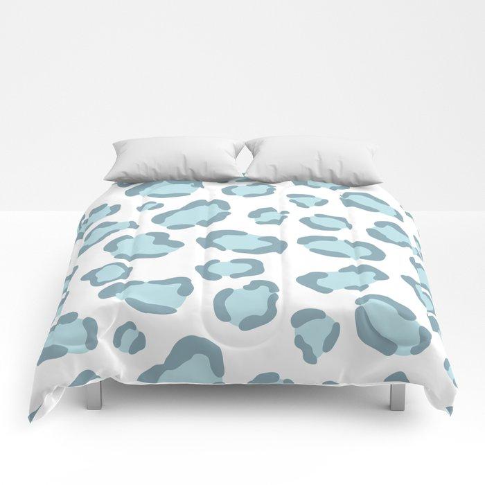 Leopard 001 Comforters