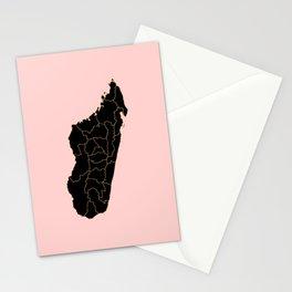 Madagascar mp Stationery Cards