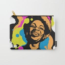 Soul Activism :: Nina Simone Carry-All Pouch