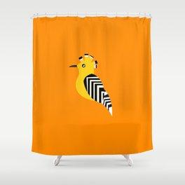 upupa Shower Curtain