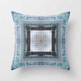 Stones: Promenade de Anglais Throw Pillow