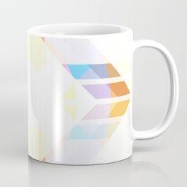 Retro Rocket 45 Coffee Mug