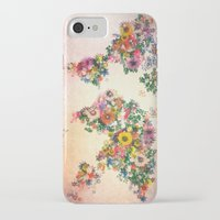 map of the world iPhone & iPod Cases featuring world map by Bekim ART