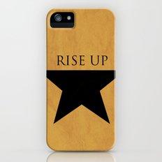 Rise Up iPhone SE Slim Case