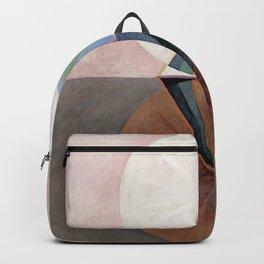 Hilma af Klint Group IX/SUW The Swan No. 12 Backpack