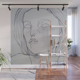 DANA SCULLY / THE TRUTH IS OUT THERE Wall Mural