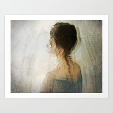 The Beckoning of Afterthoughts Art Print