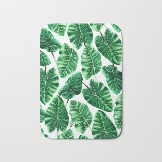 Taro #society6 #decor #buyart Bath Mat