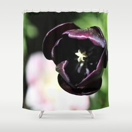 Tulip Shadow Shower Curtain