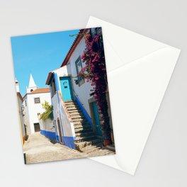 Obidos, Portugal (RR 175) Analog 6x6 odak Ektar 100 Stationery Cards