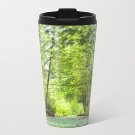 The Walkway Metal Travel Mug