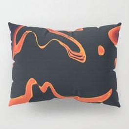 Liquid Fire Pillow Sham