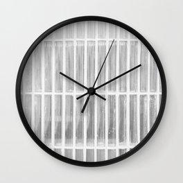 Estudio sobre blanco (las raicillas del presidio). Wall Clock
