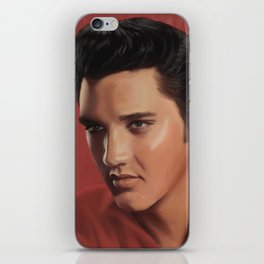 Elvis Presley iPhone Skin