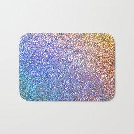 Glitter Rainbow Bath Mat