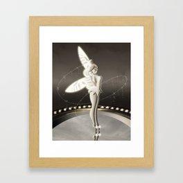 A Little Bit of Pixie Dust Framed Art Print