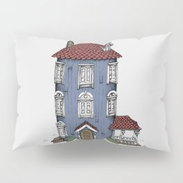 Moomin House Pillow Sham