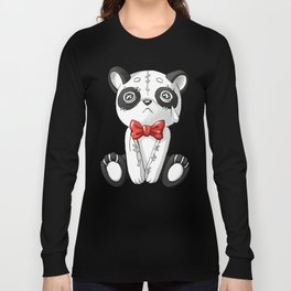 Panda Doll Long Sleeve T-shirt