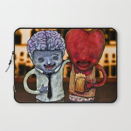 The balance is possible Laptop Sleeve