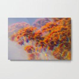 Orange Dream Metal Print