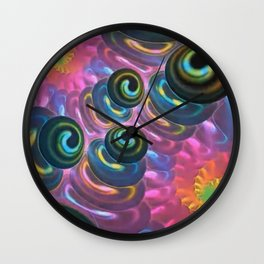 The Divine Wall Clock