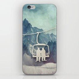 Lift Me Up iPhone Skin