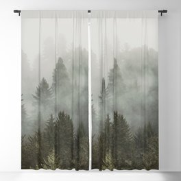 Adventure Times - Nature Photography Blackout Curtain