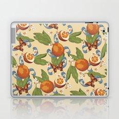 Botanical Oranges Laptop & iPad Skin