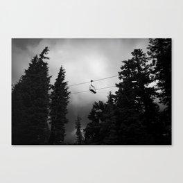 Magic Mile Canvas Print