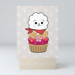 BT21 RJ Cupcake BTS JIN 방탄소년단 Kim Seokjin Mini Art Print
