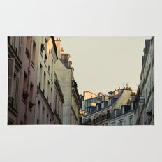 Pastel Paris Rug