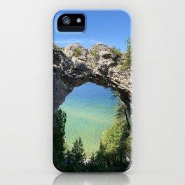 Mackinac Arch iPhone Case