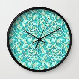 Earthy 02 Wall Clock