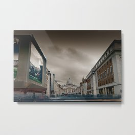 San Pietro Metal Print