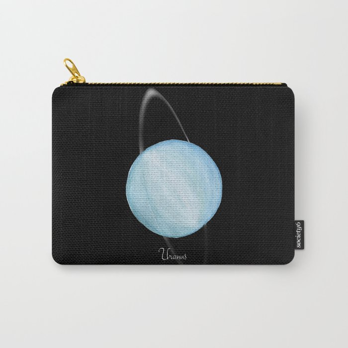 Uranus #2 Carry-All Pouch