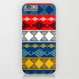 Colorful Tribal iPhone Case