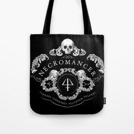 Necromancer Emblem Tote Bag
