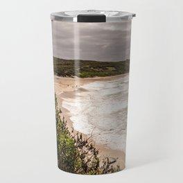 Catherine Hill Bay Beach Travel Mug