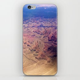 Grand Canyon From Above iPhone Skin