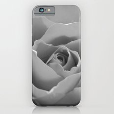 Roses (Black and White) #2 Slim Case iPhone 6s